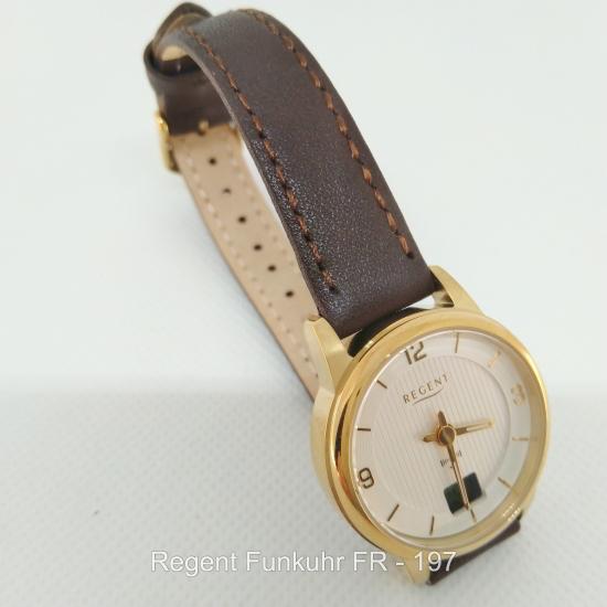 Regent Funkuhr FR 197