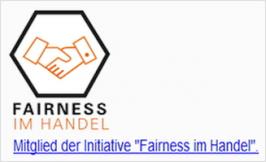Mitglied Fairness im Handel